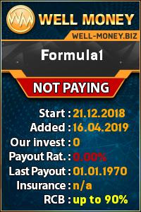 Мониторинг инвест проектов well-money.biz